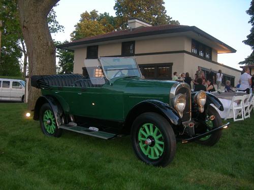 The Westcott Motor Car The Westcott House